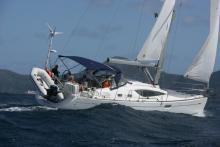 Sun Odyssey 39  DS: Navigation en Caraïbes